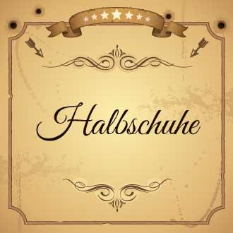 Halbschuhe