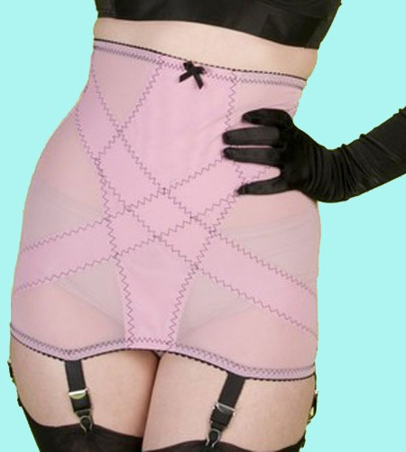 Pink Illusion Girdle