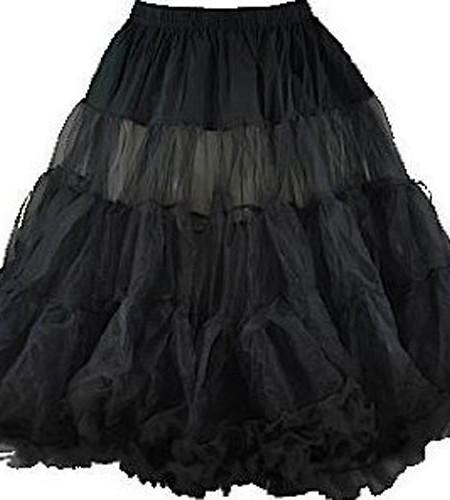 Petticoat schwarz Hell Bunny