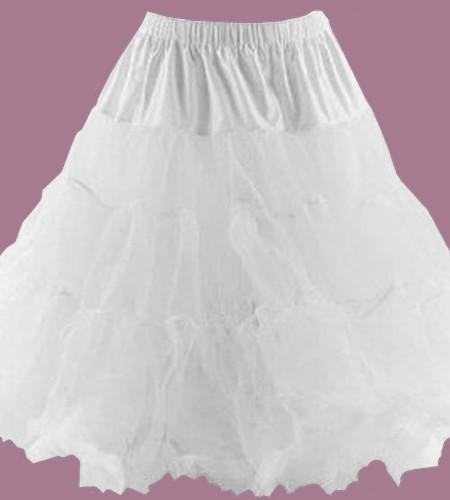Petticoat Swing weiß