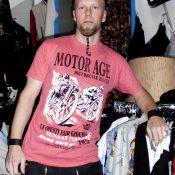 Motor Age Shirt rot