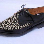 Rockabilly Shoes Blue Moon Leo