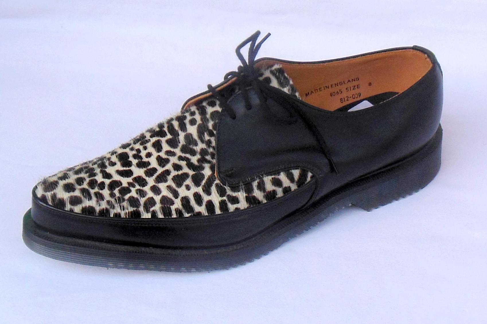 Blue Slipper Shoes